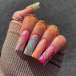 40 Best Nails Acrylic Ideas For Summer Beach Groove