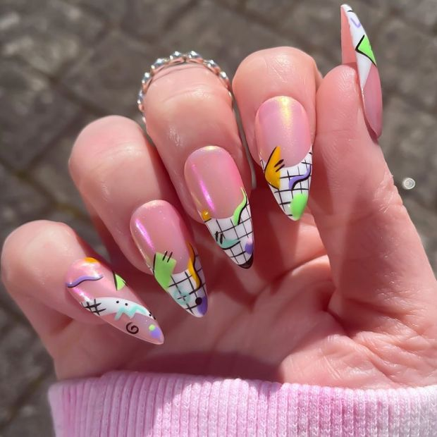 100+ Cute Summer Nails Design Ideas For a Dazzling Summertime