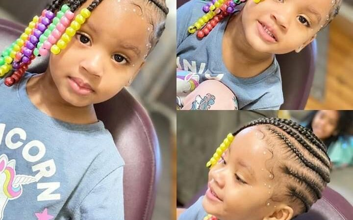 100 Really Cute Kids Hairstyle For 2021 Holidays